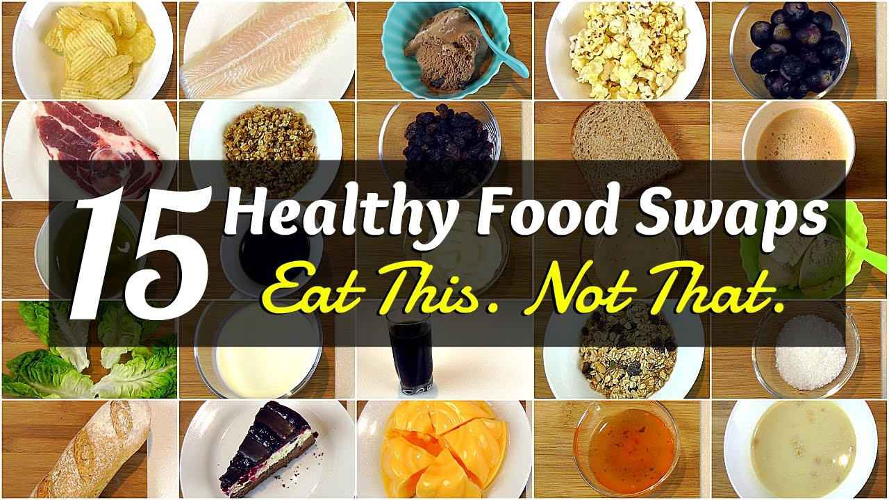 Communication on this topic: 50 Healthy Food Swaps, 50-healthy-food-swaps/