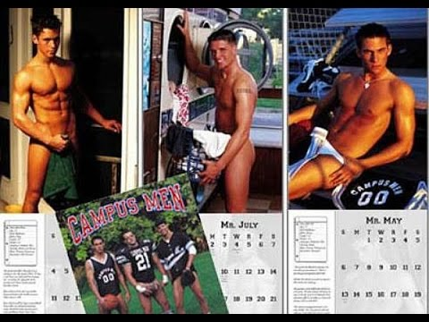 Campus Men Calendar - Men on Campus from Ohio State