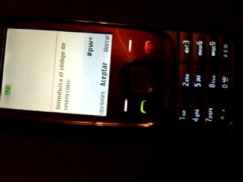 Nokia 7230 Movistar-con tarjeta