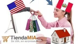 Comprar productos en U.S.A y recibirlos en tu casa (Perú)