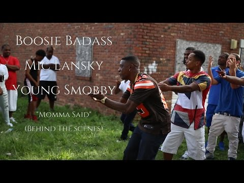 "New Lil Boosie ""Momma Said"" Behind the scenes footage !! Dayton , Oh (shot by @iamlewieo)"