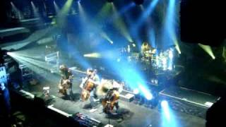 Apocalyptica - Master of Puppets, Prague 26.2.2011