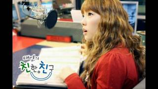 TaeYeon (SNSD) - In Foolish Me ft. KimBumSoo @ Dreamy Radio Nov06.2009 GIRLS