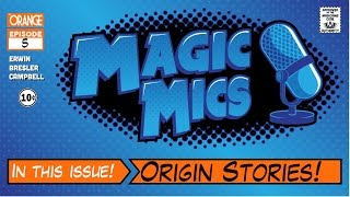 Origin Stories! Magic Mics 6/24/15 - Magic Origins Spoilers, Blessed Spirits & More!
