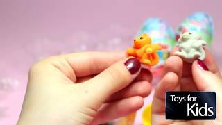 Обзор игрушек Лунтик Смешарики Игрушки для детей