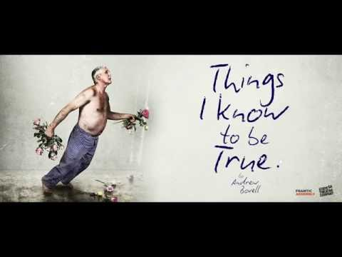 Things I Know To Be True UK trailer