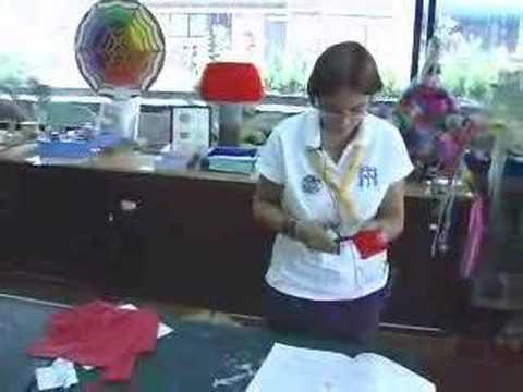 Girl Scout Papel Picado