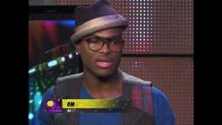 Omi - On stage Interview with Winford Williams 06/10/12