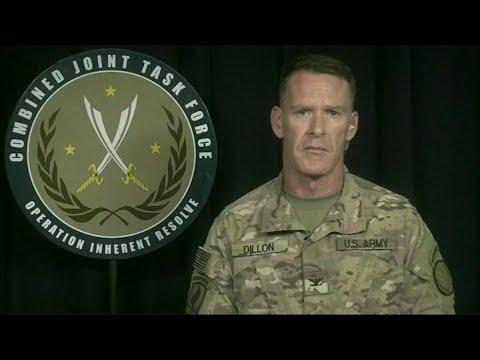 أخبار عربية وعالمية - التحالف: تنظيم داعش يخسر نحو 500 مقاتل يوميا  - نشر قبل 18 دقيقة