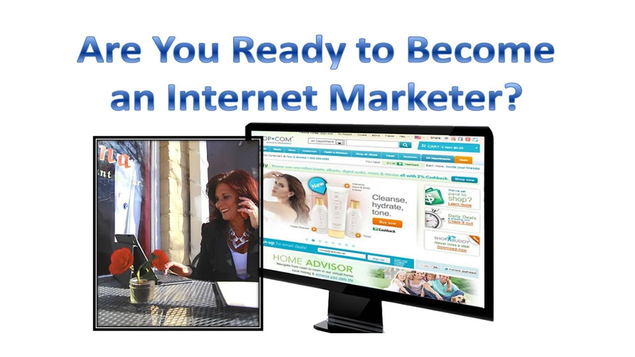 Shop com Internet Business Opportunity - YouTube