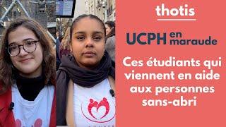 Ces étudiants viennent en aide aux sans-abri chaque semaine - Thotis & UCPH