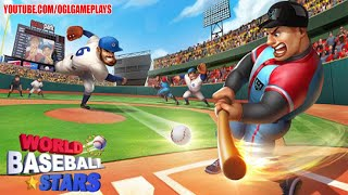 World BaseBall Stars By FourThirtyThree Inc. Gameplay First Look (Android iOS) screenshot 1