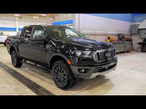 2019 Ford Ranger Available Features