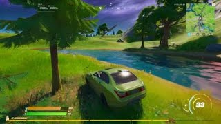 Fortnite Cars Update! JuiceWrld on The Radios?!