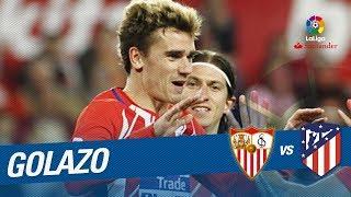 Golazo de Griezmann (0-2) Sevilla FC vs Atlético de Madrid