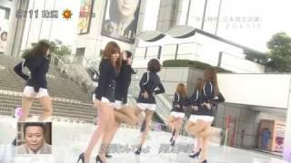SNSD Genie(1st ) Japanese Live HD