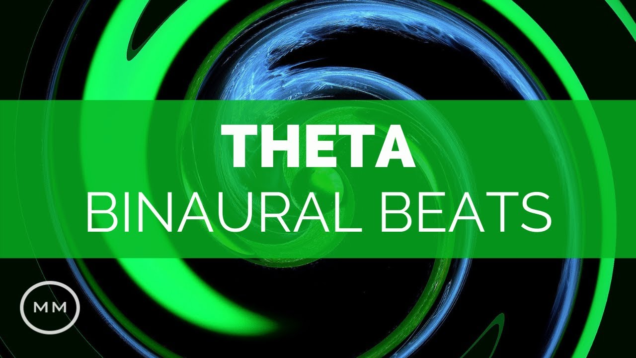 Theta Binaural Beats - Pure Frequencies - 7 Hz - Ideal for Healing,  Meditation, Relaxation