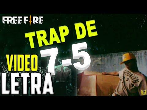 TRAP DE 7-5 (VIDEO LETRA) DOMIDIOS