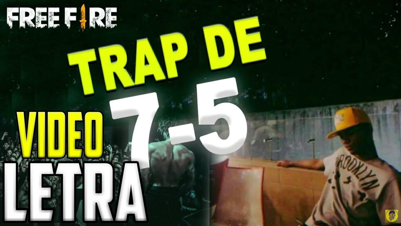 Download TRAP DE 7-5 (VIDEO LETRA) DOMIDIOS