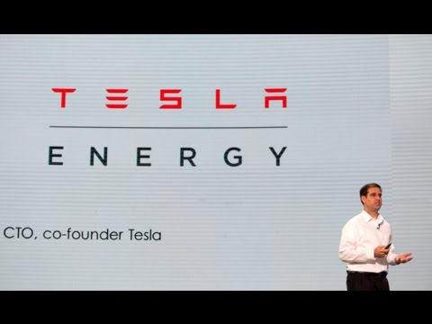 Tesla Reimagines the Century-old Power Grid - JB Straubel | SDF2015