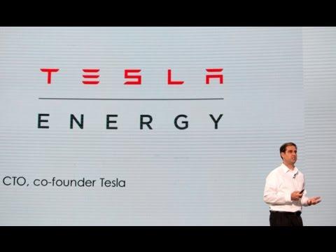 Tesla Reimagines the Century-old Power Grid - JB Straubel   SDF2015