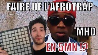 FAIRE DE L'AFROTRAP (MHD) EN 5MN !?