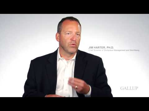 Inside Gallup's Q12 Survey – Q12: This last year, I have had opportunities at work to learn and grow