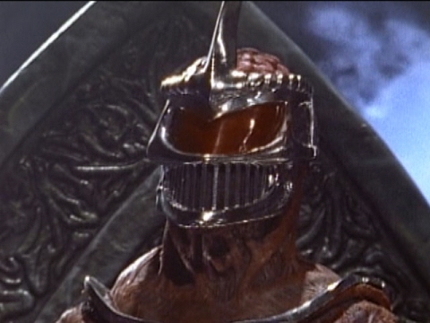 Lord Zedd's First Scene In Mighty Morphin Power Rangers | Robert Axelrod