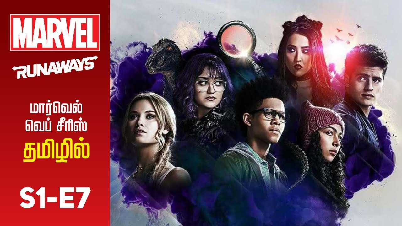 Download Marvel Runaways Tamil dubbed web series s1 e7