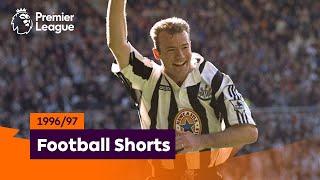 Sensational Goals | Premier League 1996/97 | Shearer, Beckham, Zola