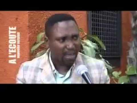 Kinshasa  A l' ecoute avec le penseur Mfumu Ntoto, la 3e voix