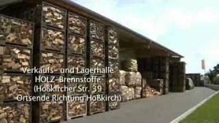 Repeat youtube video Anton Michel, Ihr Spezialist für Holz-Brennstoffe