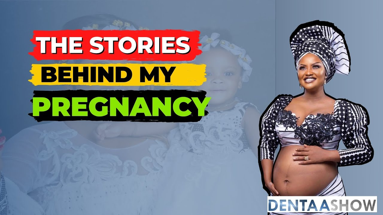 WHAT Ghanaians SAID BEFORE MY PREGNANCY |  Nana ama Mcbrown