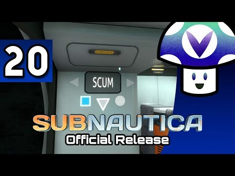 [Vinesauce] Vinny - Subnautica: Official Release (part 20) + Art!