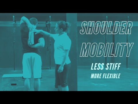 3 Exercises to Improve Your Shoulder Mobility