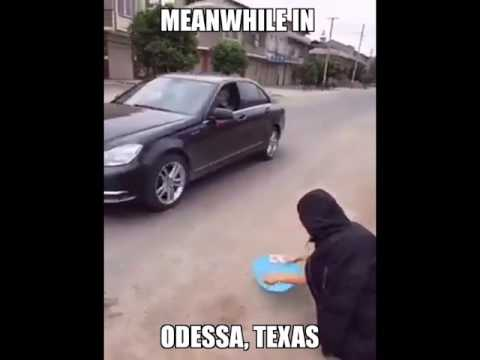 Only In Odessa Texas..