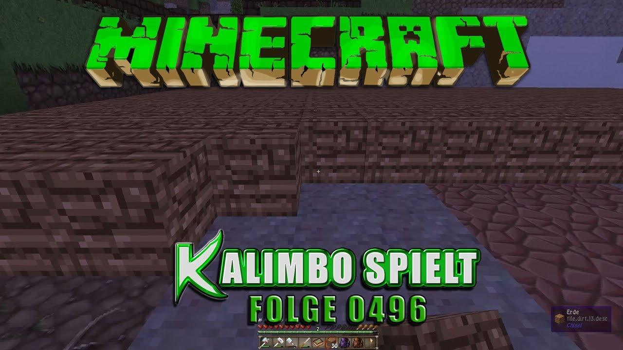 Elegant Heller Boden Dekoration Von Kasp - Minecraft - Folge 0496 -