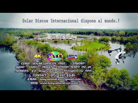 CORP SOLAR DISCOS NJ USA  WELCOME DIGITAL 4K