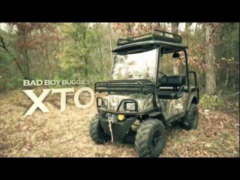 The Bad Boy XTO - YouTube