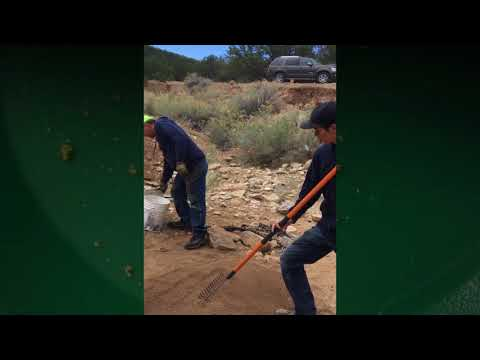 How To Use A Dry Washer To Find Gold In The New Mexico Desert