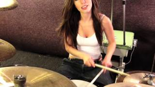 DEFTONES - MY OWN SUMMER (SHOVE IT) - DRUM COVER BY MEYTAL COHEN