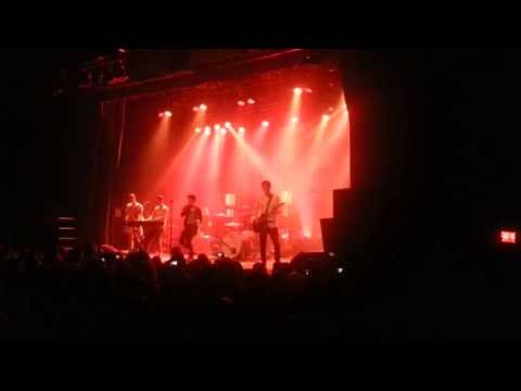 Sam Tsui & Kurt Schneider's Performance - Montreal - Alex Goot Tour