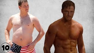 Top 10 Actors Who Got Ripped To Play A Superhero