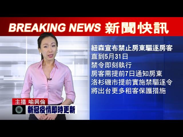 新聞快訊 - 新冠疫情即時更新 | 0327 4pm