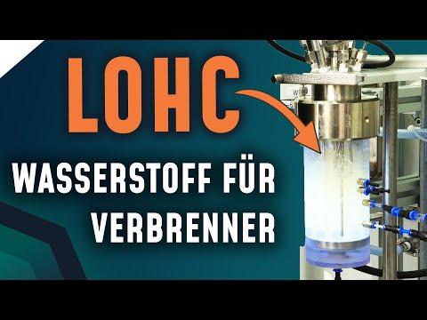 LOHC-Treibstoff: Verbrenner Mit Wasserstoff Fahren! Benzin Der Zukunft? | Breaking Lab