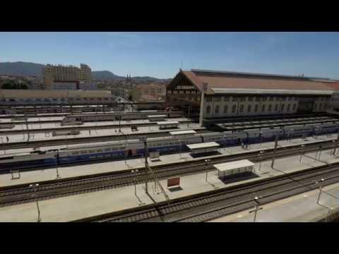 Capteurs en gare :économie d'énergie et confort garantis
