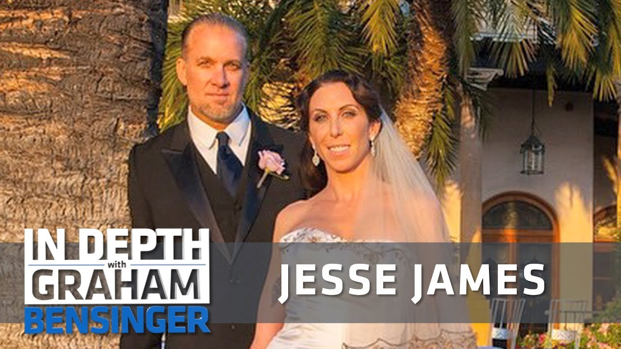 Jesse James: With wife Alexis, I can finally be myself