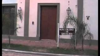 En Corrientes, la Intendenta de Santa Ana, vive en el municipio