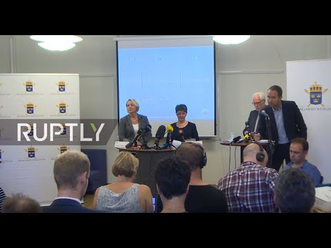 LIVE: Press conference on Assange's status to be held in Stockholm