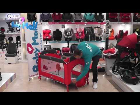 Kraft Calipso Plus Oyun Parkı 70x120 cm Ürün Tanıtımı | BabyMall